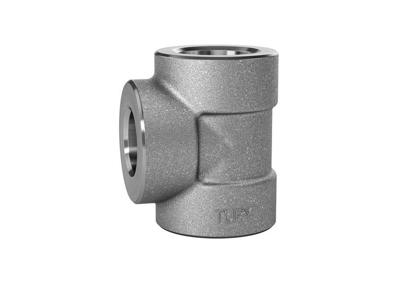 Conexões forjadas para alta pressão
