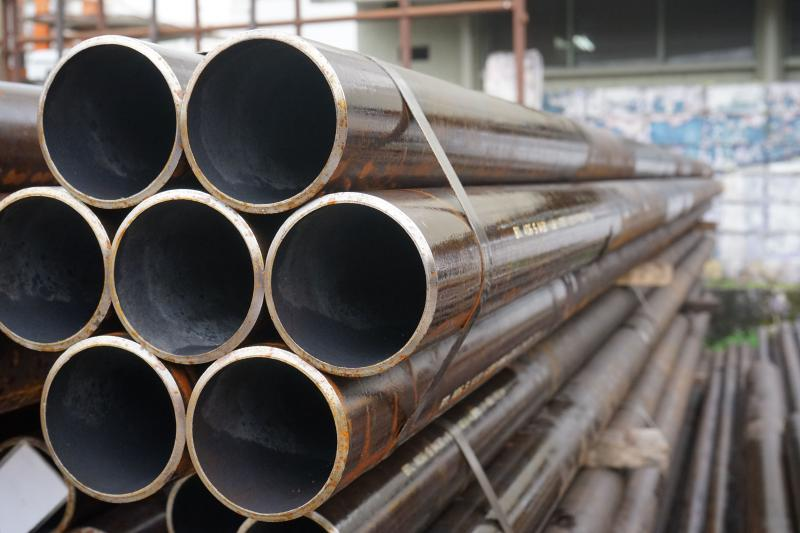 Distribuidor tubos aço carbono